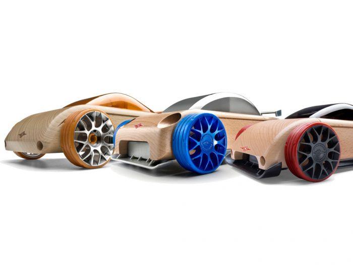 Žaislinis automobilis Automoblox Mini rinkinys S9-R/C9-R/C9-S
