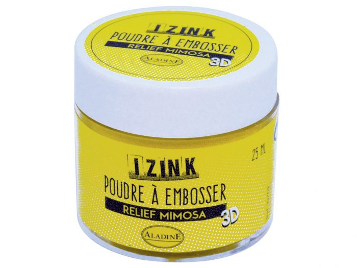 Embossing powder Aladine 30ml - 1/3