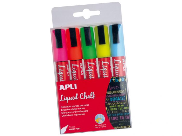 Liquid chalk Apli