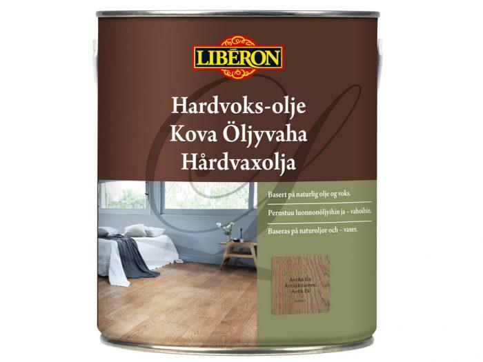 Hardwax oil Liberon 2.5L