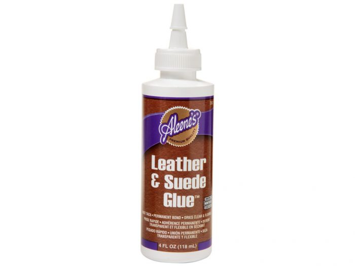Special glue Aleene's Leather and Suede
