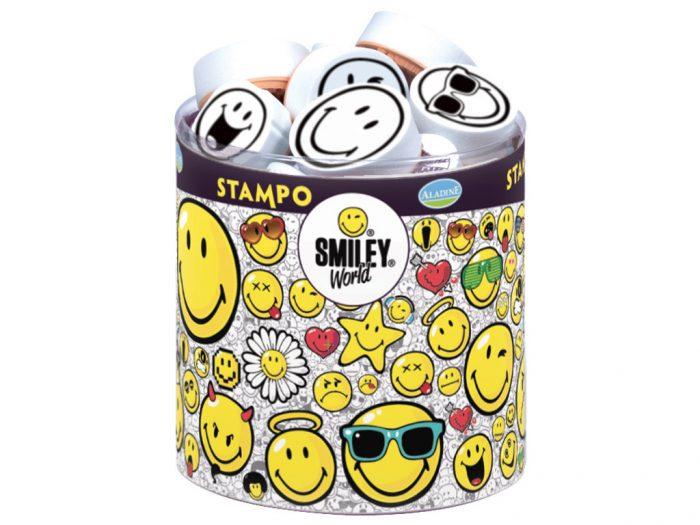 Templikomplekt Aladine Stampo Smiley