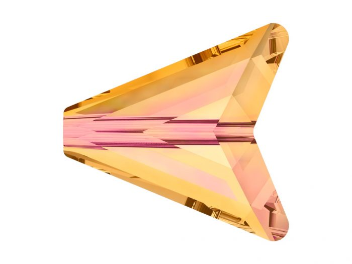 Crystal bead Swarovski arrow 5748 12mm - 1/2