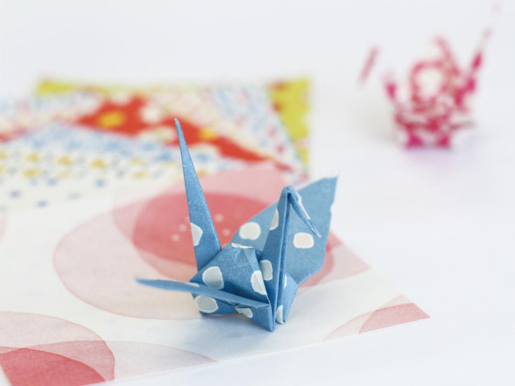 Paper Origami Fun Net 15x15cm Vunder