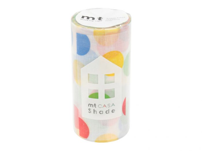 Washi teip mt casa shade 100mmx10m - 1/4