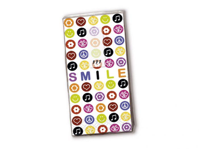 Taskurätikud Paper+Design 10tk mustrid