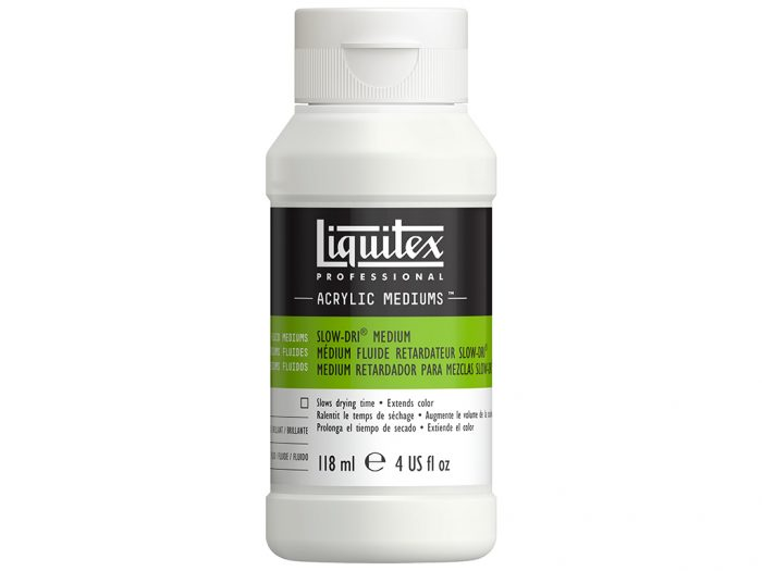 Medium Liquitex Slow-Dri - 1/2