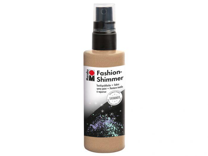 Krāsa tekstilam Marabu Fashion Shimmer 100ml - 1/6