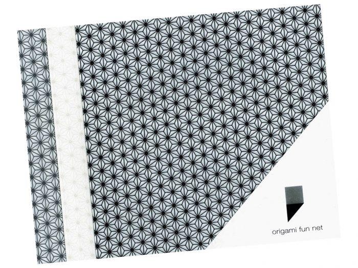 Washi paper Origami Fun Net 15x15cm