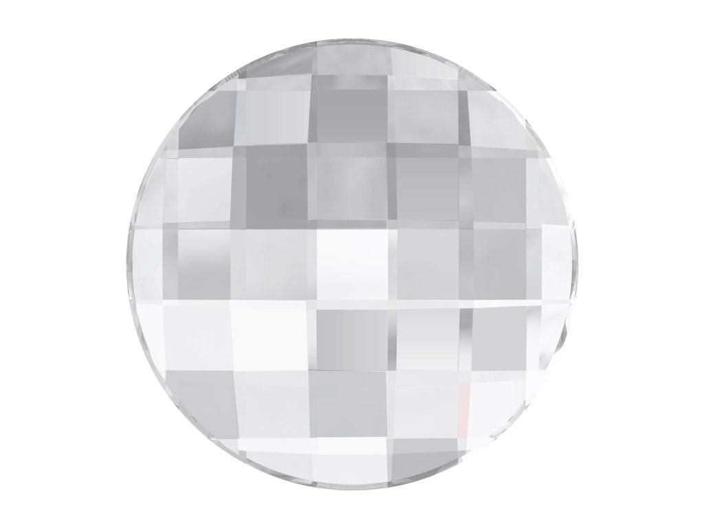 302c639d52 TBD 02SW10383920 sw115, Crystal fancy stone Swarovski Flat Back No Hotfix  round chessboard 2035 10mm 001 crystal