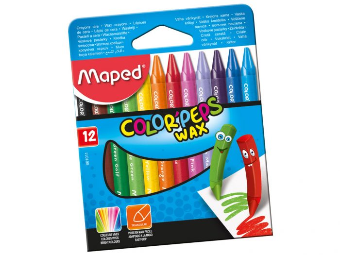 Rasvakriit Maped Color'Peps - 1/2