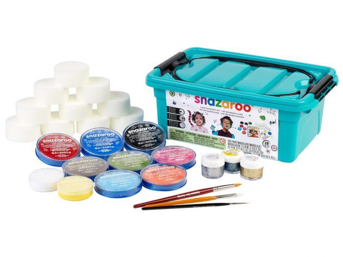 Näovärvide komplekt Snazaroo Face Painters Kit