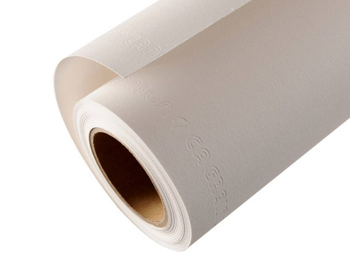 Drawing paper roll Canson C a Grain - 1/2