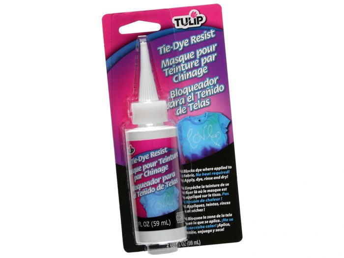 Tekstila krāsu kontūrs Tulip Tie-Dye Resist