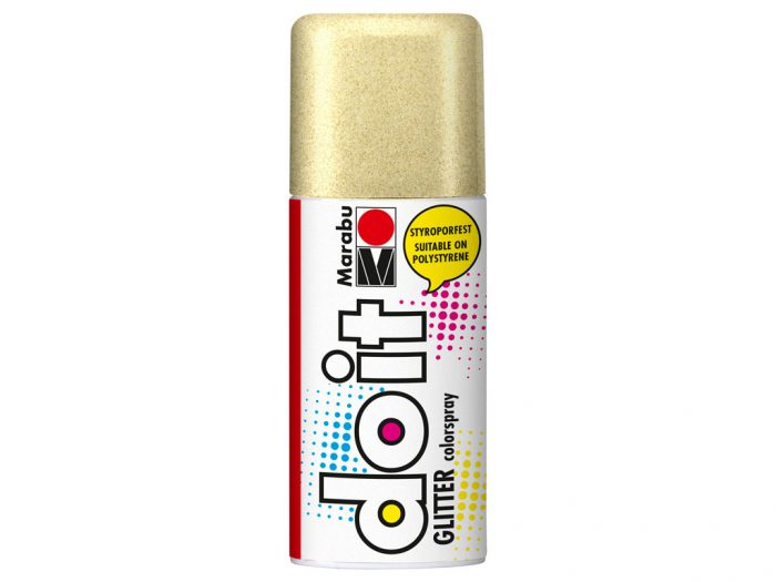 Colorspray Marabu do it Glitter 150ml - 1/2