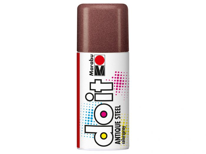 Krāsa aerosolā Marabu do it Antique Steel 150ml - 1/2