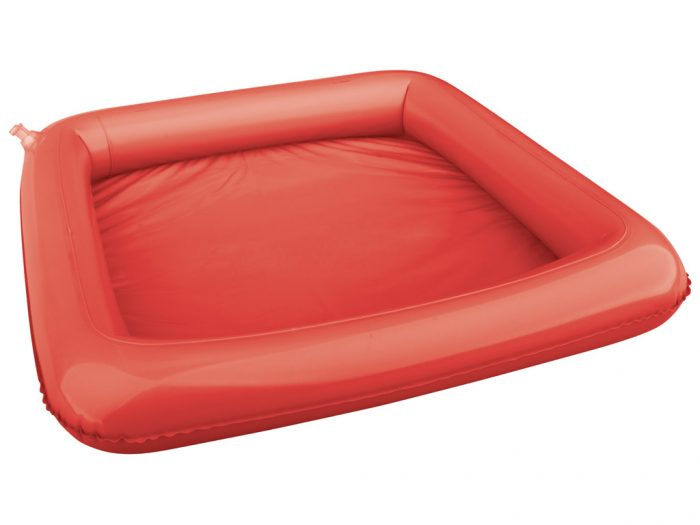 Sandbox for modeling sand Aladine inflatable