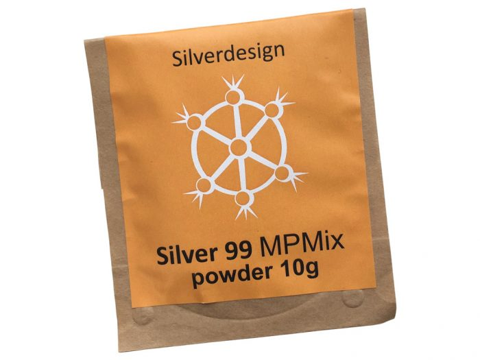 Silver clay powder Silverdesign - 1/6