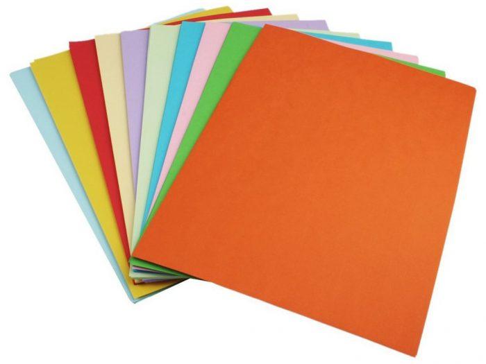 Tinted paper Ursus 130g A4