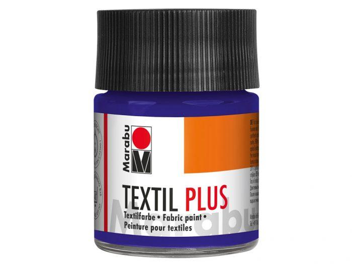 Tekstilės dažai Marabu Textil Plus 50ml - 1/6