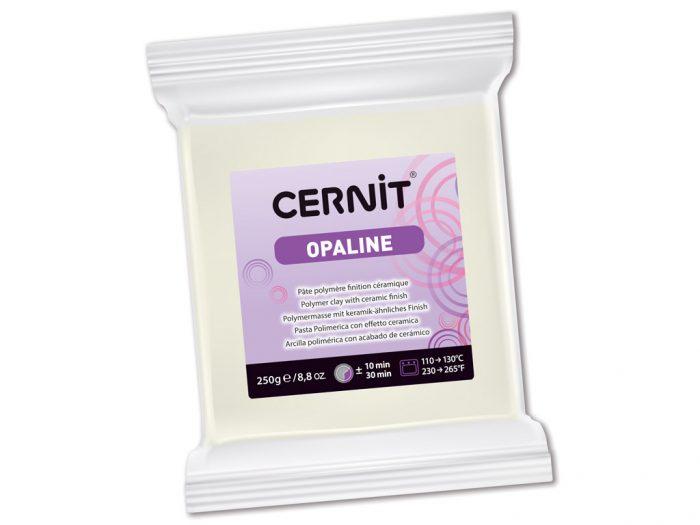 Polymer clay Cernit Opaline 250g