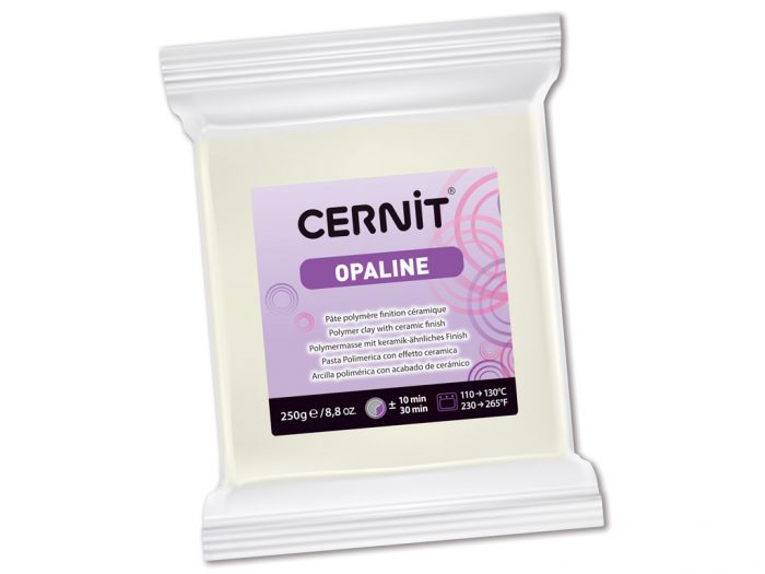 Polimerinis molis Cernit Opaline 250g
