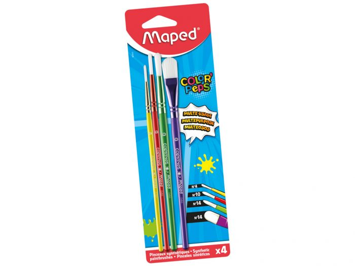 Brush set Maped Color'Peps