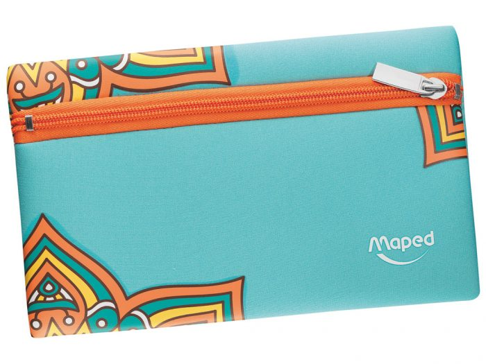 Pencil case Maped flat