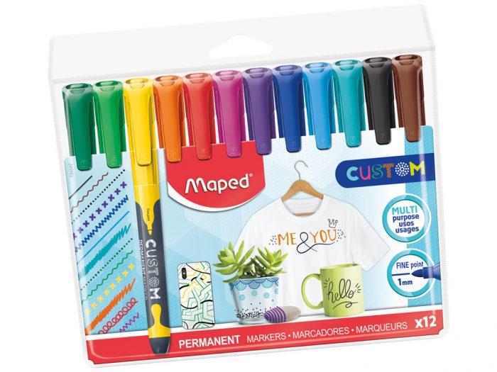 Marker Maped Custom - 1/2