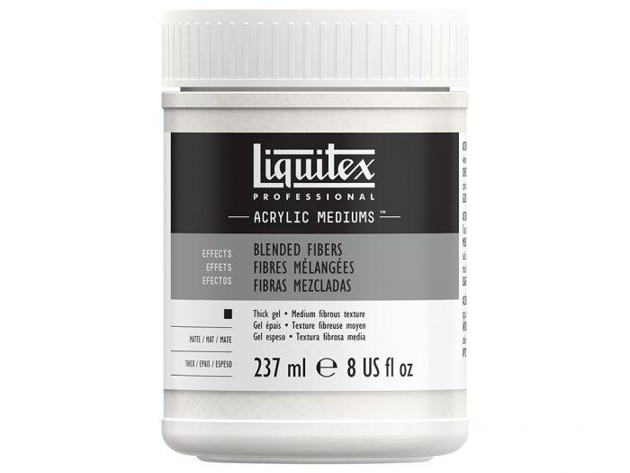 Effect medium Liquitex Blended Fibers - 1/2