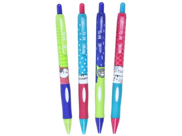 Ballpoint pen M&G So Many Cats II