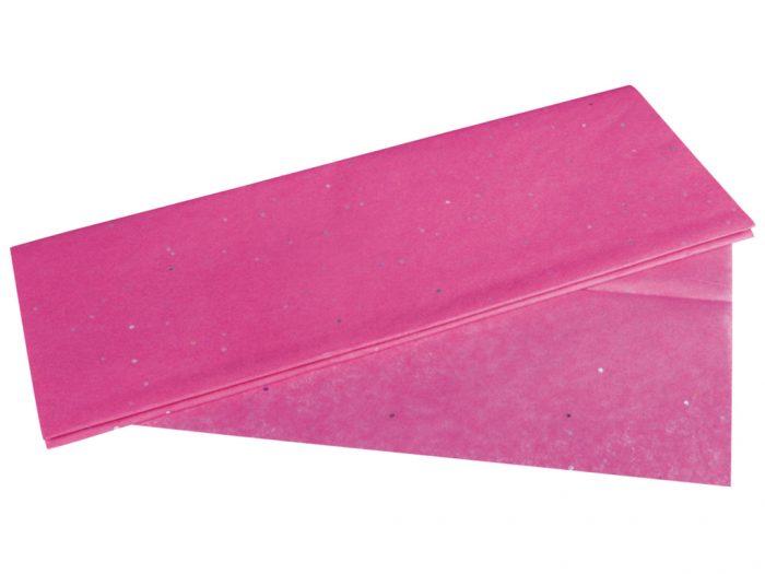 Tissue paper Rayher Glitter 50x75cm - 1/2