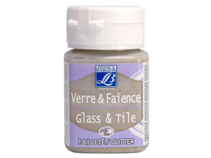 Klaasivärv Glass&Tile Glitter 50ml