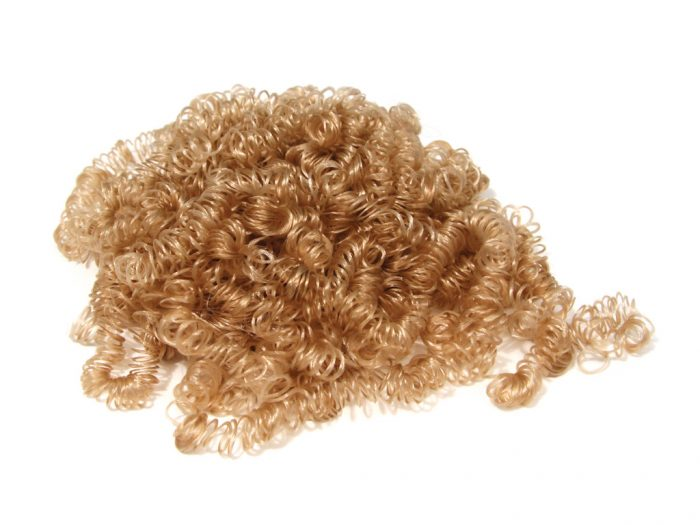 Curls of artificial hair Rayher