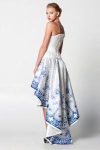 Raimonda Silė kāzu kleita