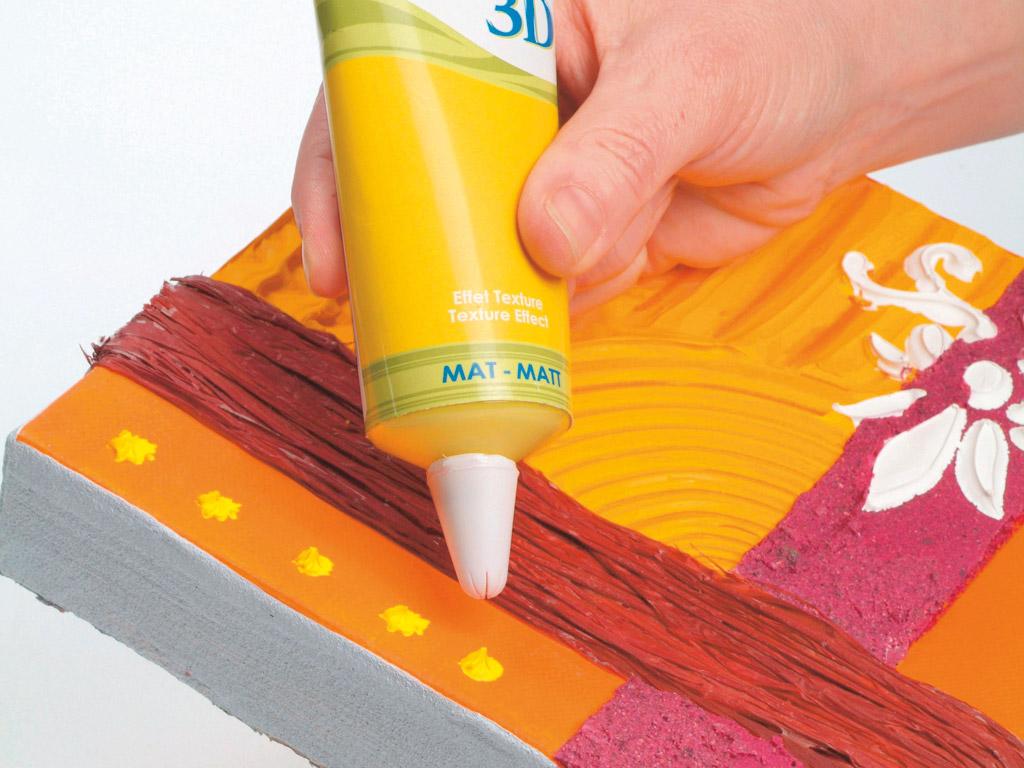 Acrylic Cream Deco 3D Nozzles 4pcs   2/2