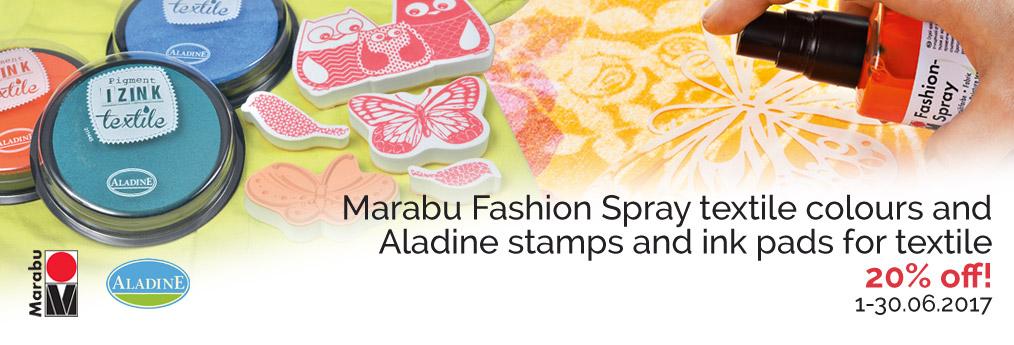 Fashion Spray+Aladine