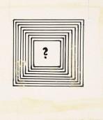 Ülo Sooster. Illustration from V. Trostnikov's book Physics: Near and Far. 1963. Tartu Art Museum