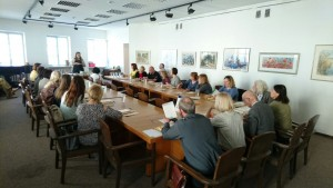 """Tarptautinis edukacinis akvarelės sklaidos projektas """"Akvarelės: kūrybiniai ieškojimai ir atradimai"""""""